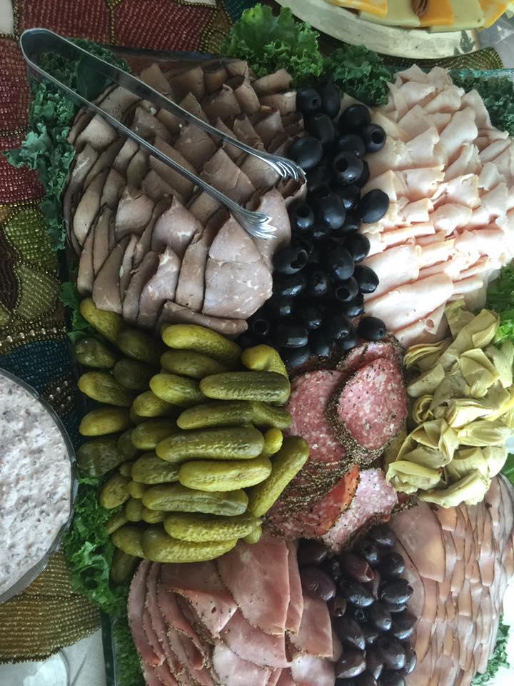 Assorted Meat Platter
