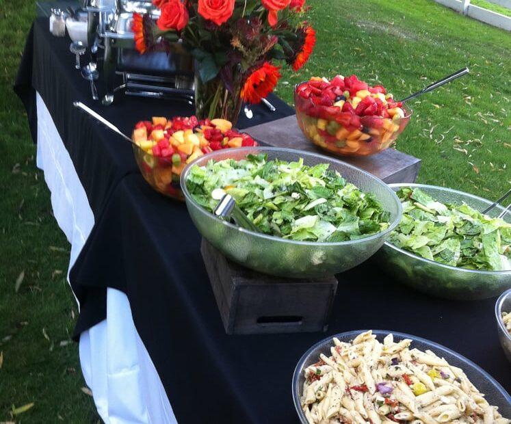 Assorted Summer Salads