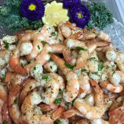 Genevas Marinated Shrimp