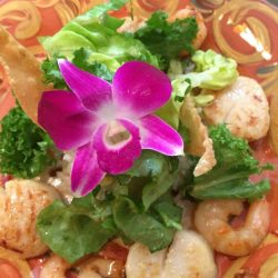 Hawaiian Seafood Salad